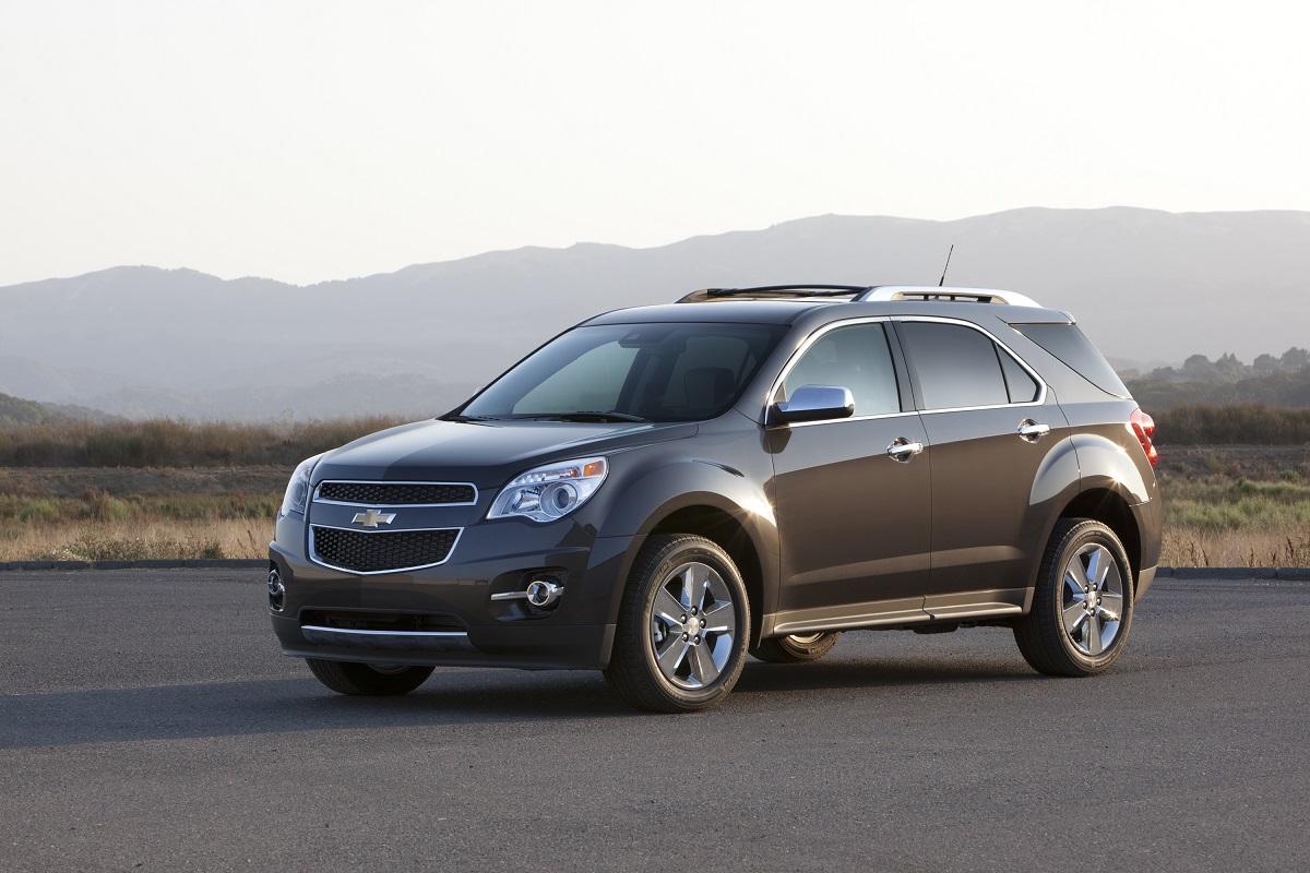 2015 Chevrolet Equinox photo