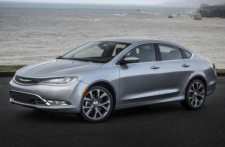 9 Chrysler 200 46 455 S Midsize