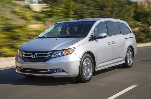 2015 Honda Odyssey photo
