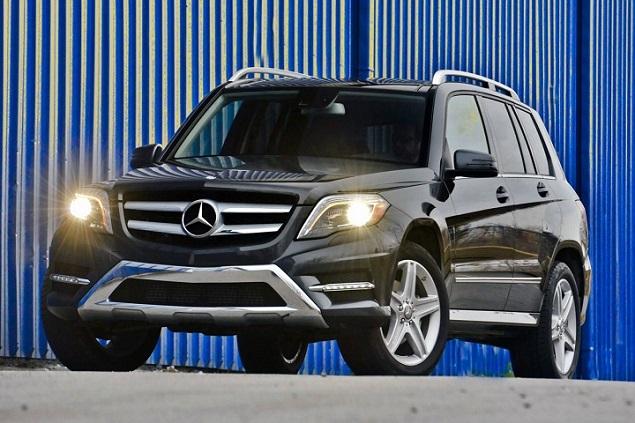 2015 Mercedes-Benz GLK-Class photo