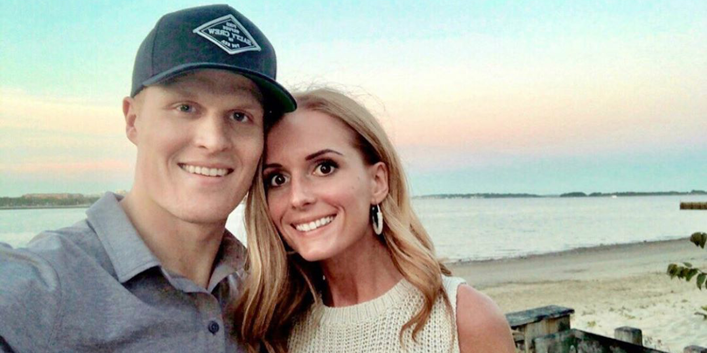 'We need a miracle': Wife of 25-year-old NHL player in a coma shares emotional plea