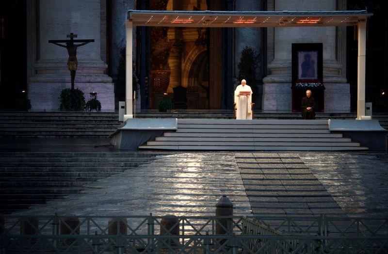 Coronavirus drains Vatican coffers as income falls, deficits loom