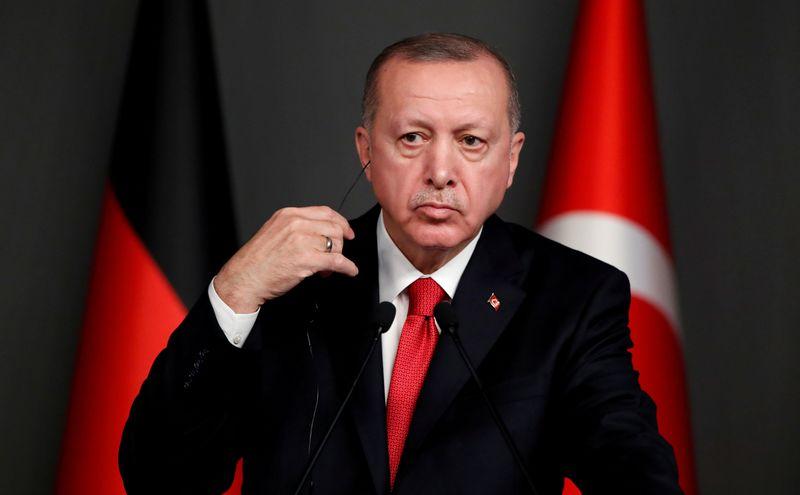 Turkeys Erdogan says many facilities to reopen on June 1