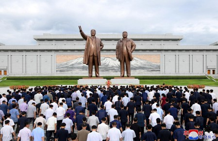North Korea fires missiles, derides South Koreas Moon as impudent