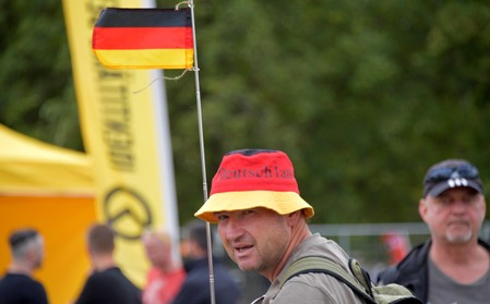 Germany steps up warnings about right-wing Identitarian Movement