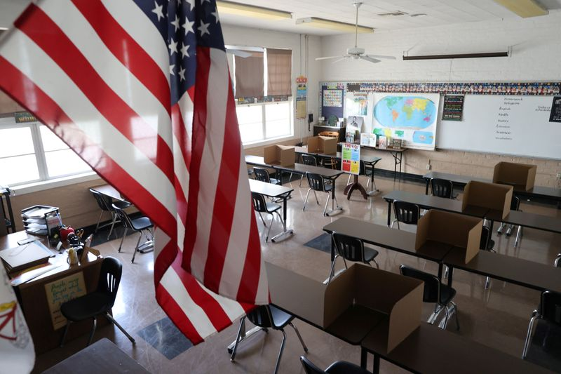Kids, safety and schools: A pandemic debate plays out in California county