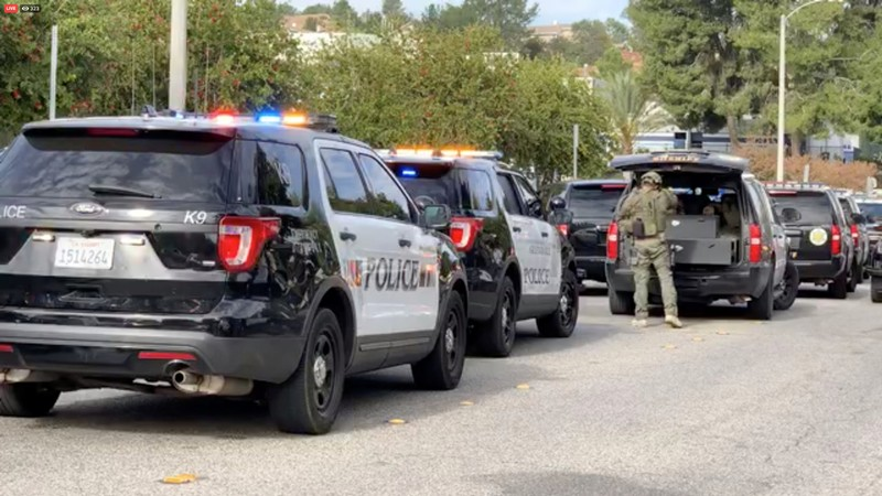 Teen in California high school shooting rampage used ghost gun made from parts