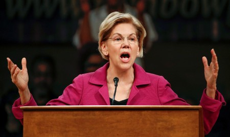 U.S. Senator Warren proposes executive action on women of color pay gap
