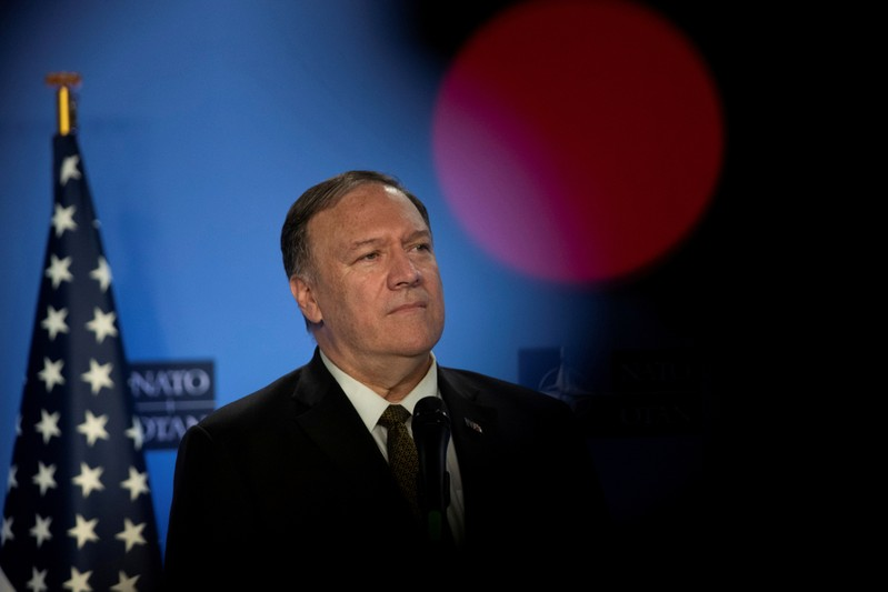 Pompeo says U.S. must confront Chinas Communist Party