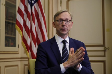 U.S. will sanction any countries that import Iranian oil: special envoy