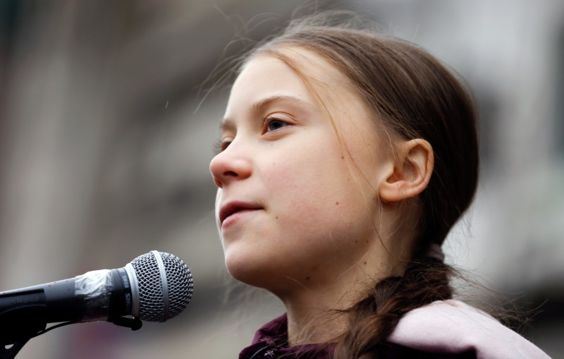 You have not seen anything yet, climate activist Greta says ahead of Davos