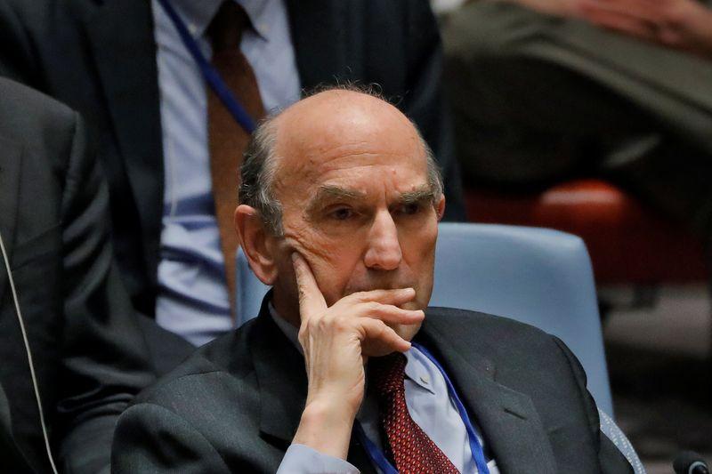 U.S. considering more sanctions to ratchet up pressure on Venezuela: special envoy