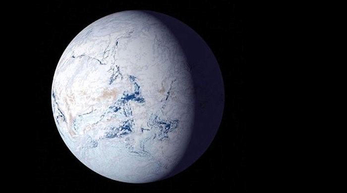 Did asteroid that hit Australia help thaw ancient snowball Earth?