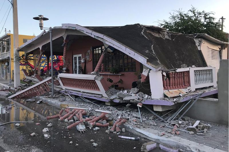 Everyones scared: Puerto Rico declares emergency after earthquakes