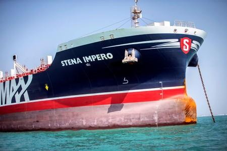 Seven of tanker Stena Imperos crew reach Dubai after Iran frees them
