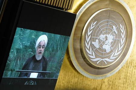 Irans Rouhani says no to talks under U.S. pressure