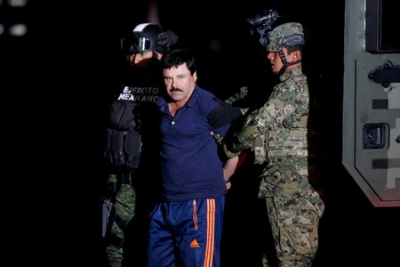 U.S. judge blasts drug lord El Chapos overwhelming evil, imposes life sentence