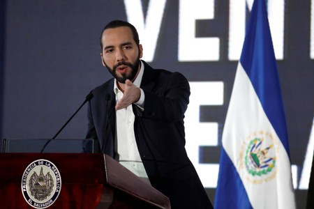 El Salvador president says China relations fully established