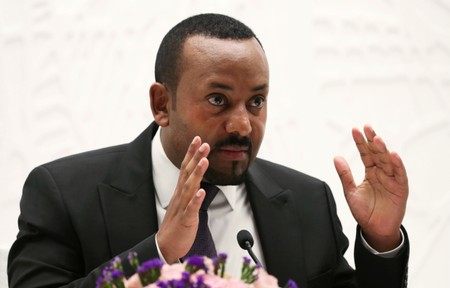 Ethiopias PM says people from abroad had role in June twin attacks