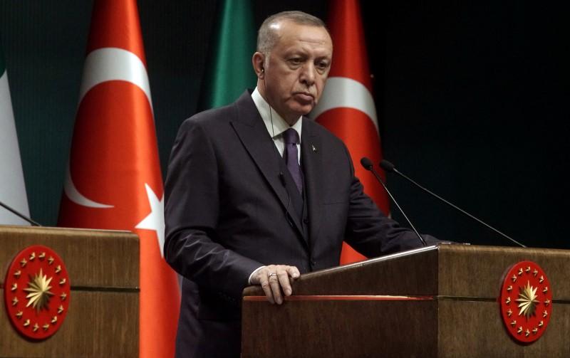 Erdogan says Somalia has invited Turkey to explore for oil in its seas: NTV