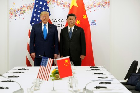 China warns of long road ahead for deal with U.S. after ice-breaking talks