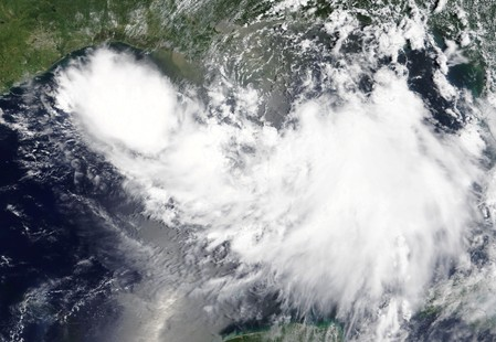 Tropical Storm Barry nears New Orleans, raising flood threat