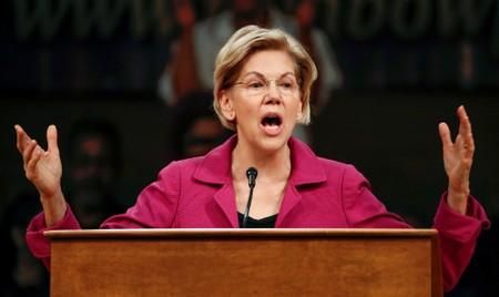 Warren raises $19.1 million for presidential bid in second quarter, third among crowd of rivals