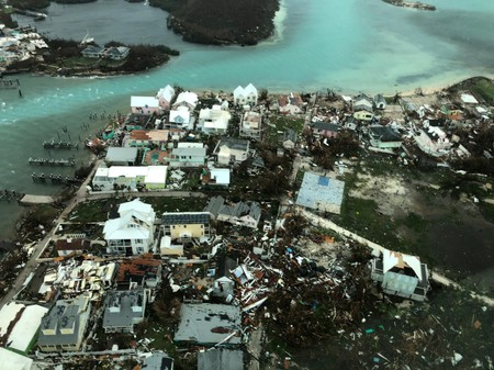 Recovery on Bahamas begins as Hurricane Dorian heads for Florida,  Carolinas