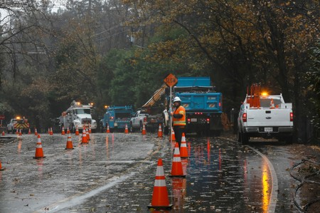 California wildfire victims lawyer calls PG&E plan totally unacceptable