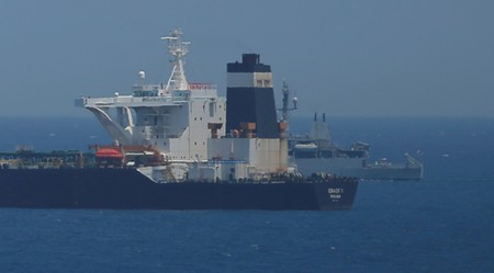 Seeking to avoid escalation, ships deploy unarmed guards to navigate Gulf