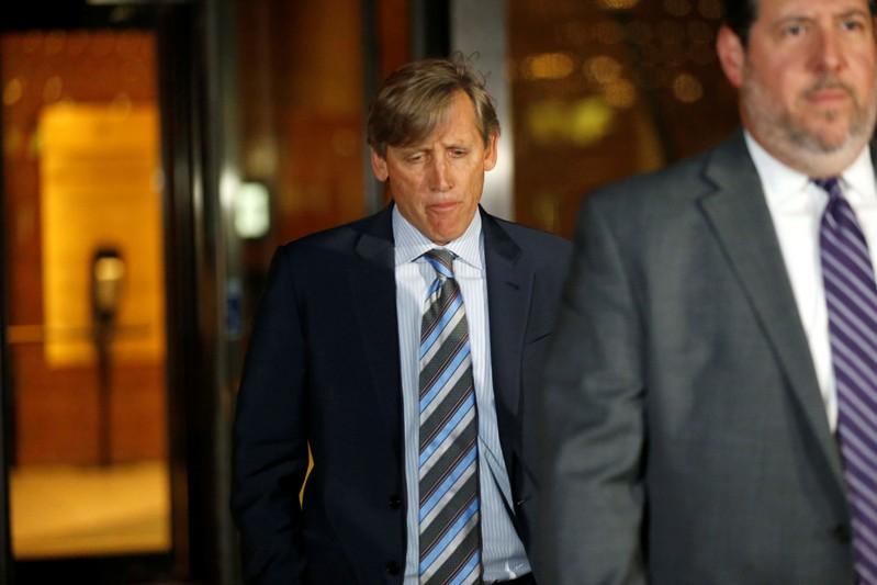 California businessman gets prison for U.S. college admissions scam
