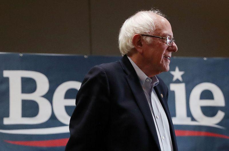 Biden, Sanders lead field in new poll ahead of Mondays Iowa caucuses