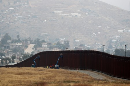 U.S. federal judge blocks use of some funds for border wall