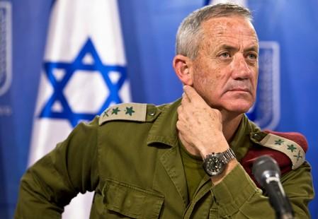Newsmaker: The anti-Netanyahu? Ex-general Gantz poised for top office