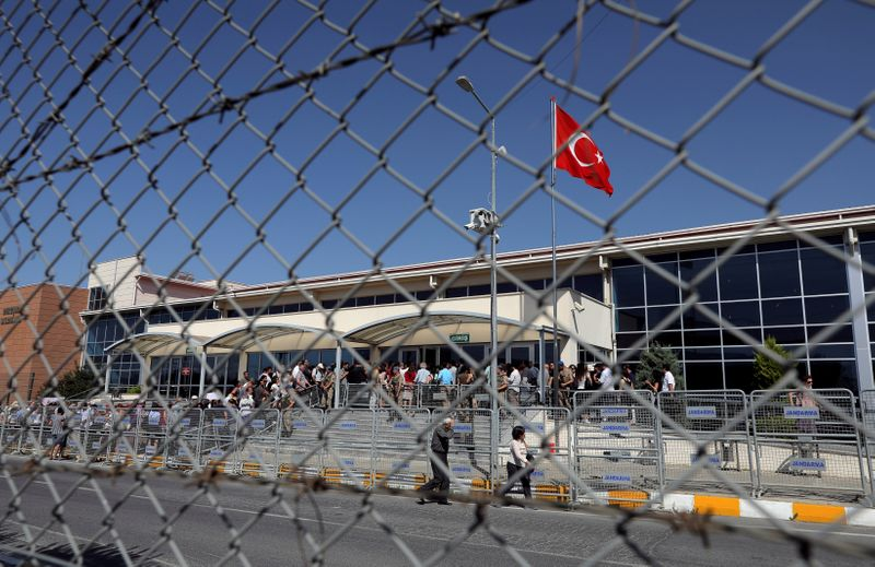 Turkey plans prisoner release, excluding those jailed on post-coup terrorism charges