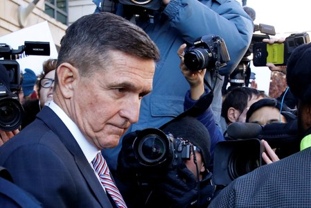 Michael Flynn says he is not ready to be sentenced, U.S. says he is ready