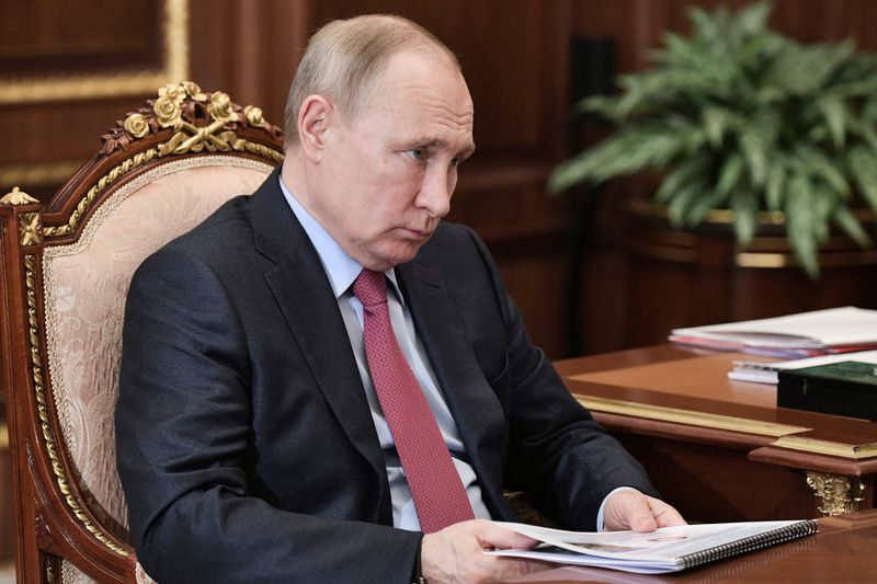 Timeline: Vladimir Putin - 20 tumultuous years as Russian president or PM