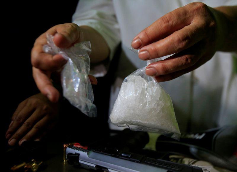 Bloody Philippine drug war fails to curb methamphetamine supply: VP