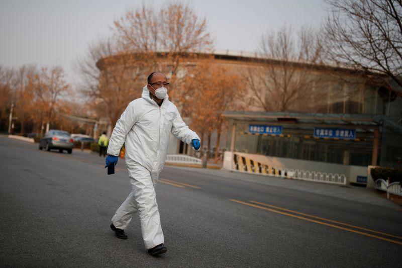 Virus diplomacy: As outbreak goes global, China seeks to reframe narrative