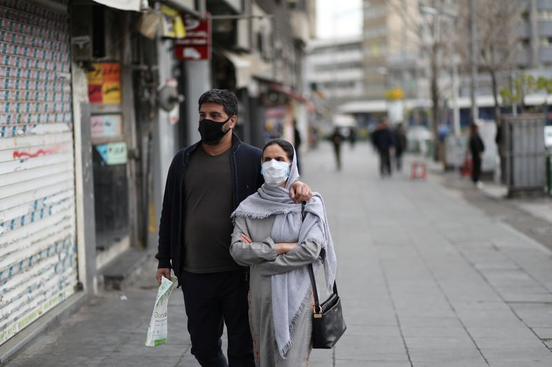 Iran extends prison furloughs as coronavirus death toll rises