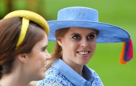 Britains Princess Beatrice announces her engagement