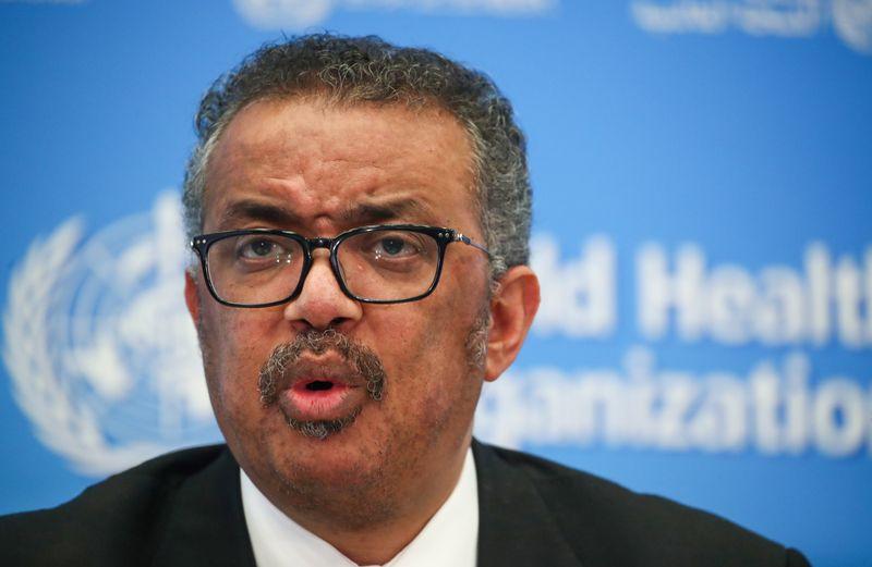 World must act fast to contain coronavirus: WHOs Tedros