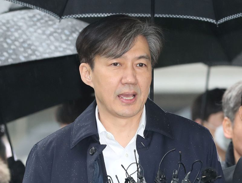 South Korea indicts former justice minister on charges of fraud, graft