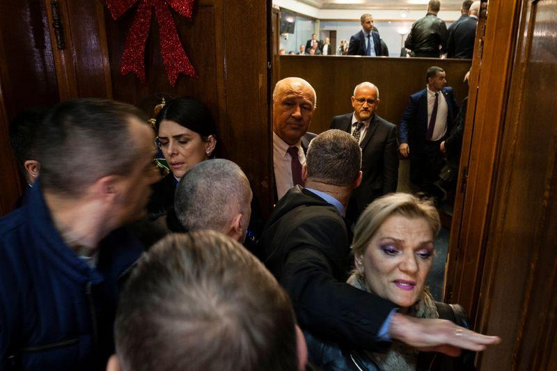 Montenegros parliament approves religion law despite protests