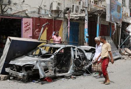 UAE plays down Saudi rift after separatists take Yemeni city