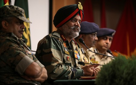 India accuses Pakistan-backed militants of targeting Hindu pilgrims in Kashmir