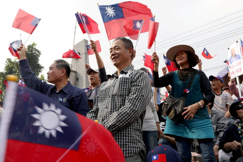 Taiwan election is make or break for fleeing Hong Kong protesters