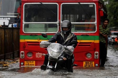 Indias monsoon rain below average for fifth straight week