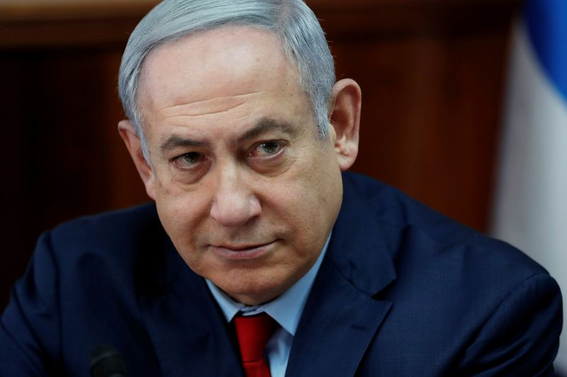 Netanyahu says anyone attacking Israel will be dealt strongest blow
