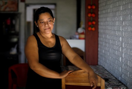 I told him not to go, mother of drowned Salvadoran migrant laments